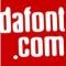 dafont:免费英文字体库